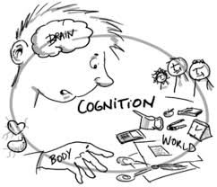 Sketch of the Embodied Cognition perspective. Cognition emerges from... |  Download Scientific Diagram